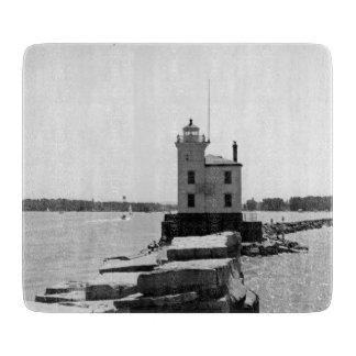 Lake Erie Lighthouse Cutting Board