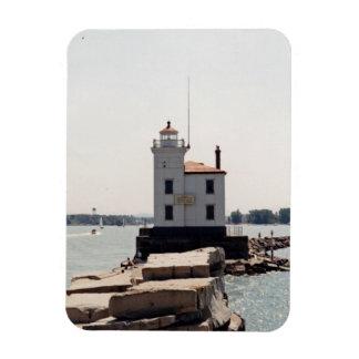 Lake Erie Lighthouse Magnet