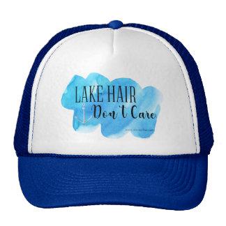 Lake Hair Don't Care Cap
