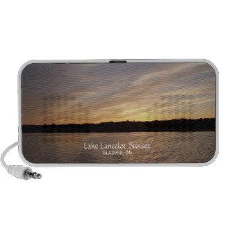 Lake Lancelot Sunset Speaker