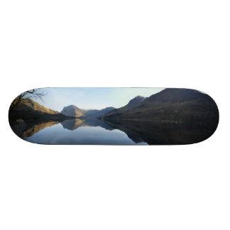 Lake Landscape Skateboard Deck