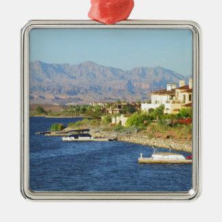 Lake Las Vegas Christmas Ornament
