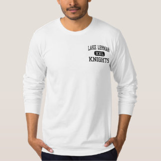 Lake Lehman - Knights - High - Lehman Pennsylvania T-Shirt