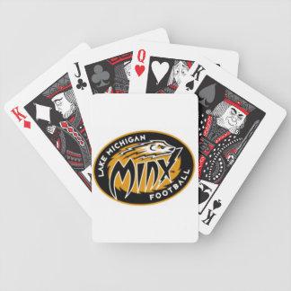Lake Michigan Minx Playing Cards