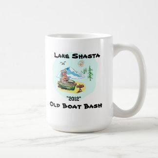 Lake Shasta 2012 Summer Fling Basic White Mug