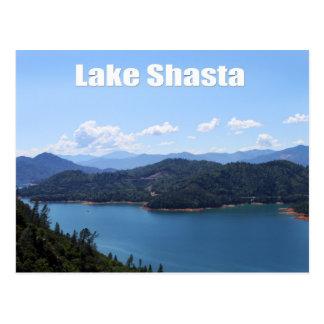 Lake Shasta in Redding California Post Card