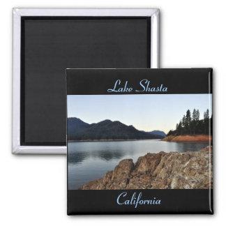Lake Shasta Fridge Magnet