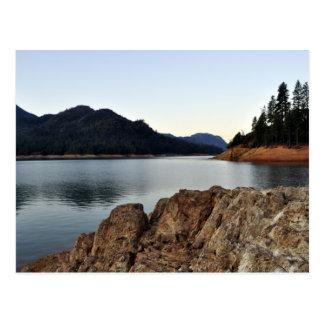 Lake Shasta Postcard