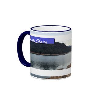 Lake Shasta Ringer Mug