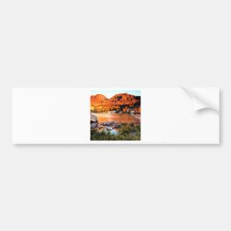 Lake Virginia Sierra Nevada Ains Bumper Sticker
