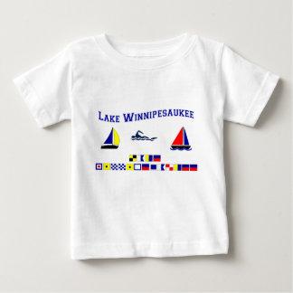 Lake Winnipesaukee, NH Baby T-Shirt