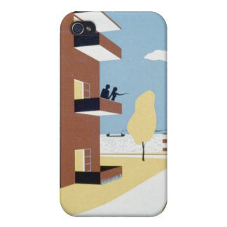 Lakeview Terrace Case For iPhone 4