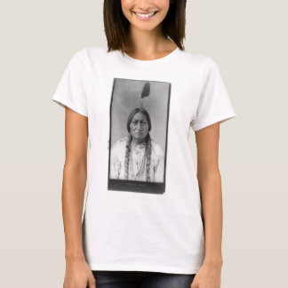 Lakota American Indian Chief Sitting Bull T-Shirt