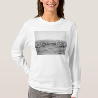 "Lakota ""Hostile Indian Camp"" Photograph T-Shirt"