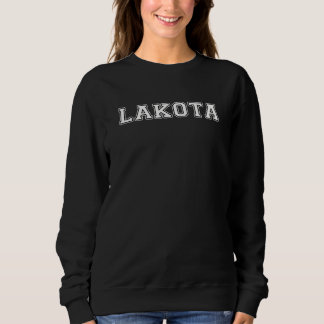 Lakota Sweatshirt