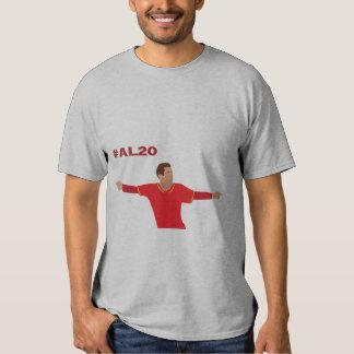 Lallana #20 Vectorised T Shirt