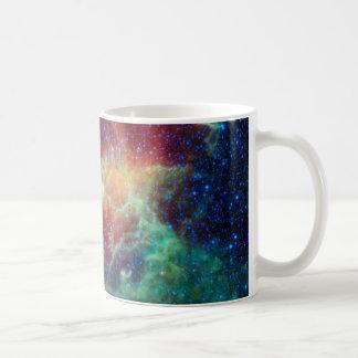 Lambda Centauri Nebula Basic White Mug