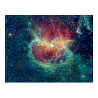 Lambda Centauri Nebula Postcard