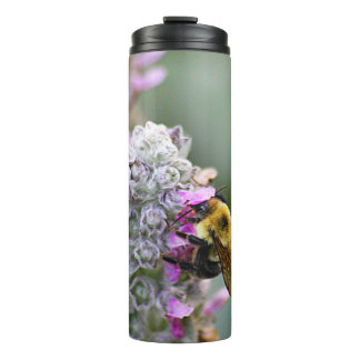 Lambs Ear Bee Thermal Tumbler