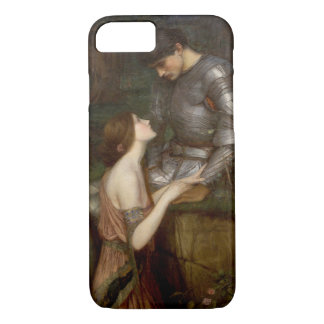 Lamia and the Soldier by JW Waterhouse iPhone 8/7 Case