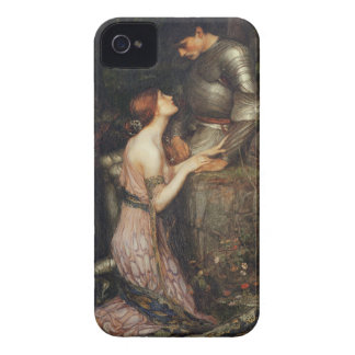 Lamia and the Soldier - John William Waterhouse iPhone 4 Case