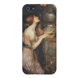 Lamia and the Soldier - John William Waterhouse iPhone 5/5S Case