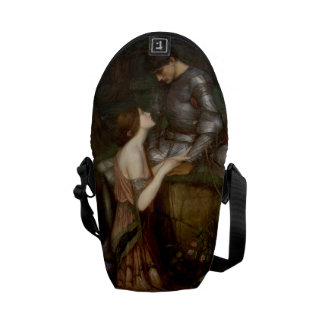 Lamia by John William Waterhouse Courier Bag