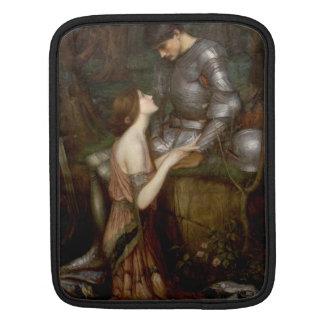 Lamia by John William Waterhouse iPad Sleeve