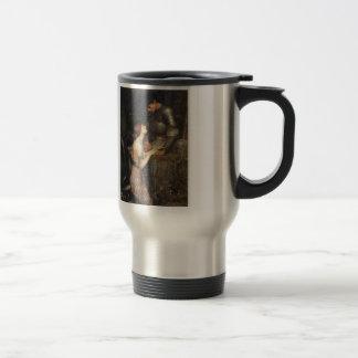 Lamia [John William Waterhouse] Travel Mug