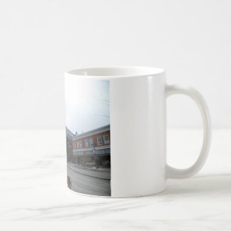 Lamppost in Banff, Alberta Coffee Mug