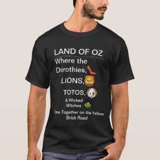 Land of Oz Tee