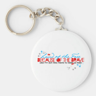 Land of the Free: Son Key Ring