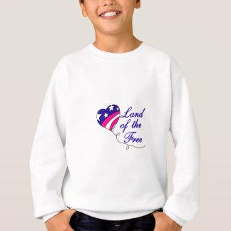 Land Of The Free Sweatshirt