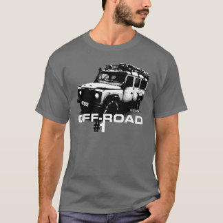Land Rover Defender illustration T-Shirt