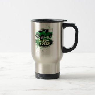 Land Rover Stainless Steel Travel Mug