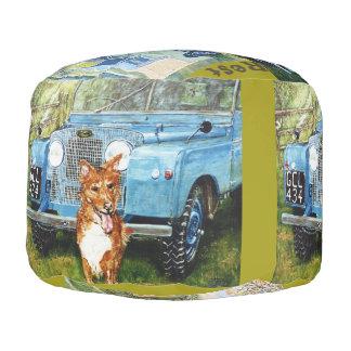Land Rover's Pouffe Pouf