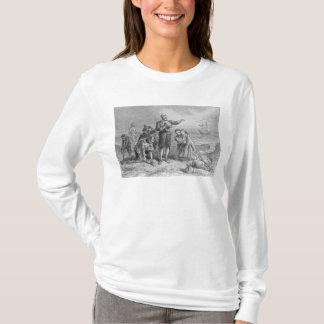 Landing of the Pilgrims, 1620 T-Shirt