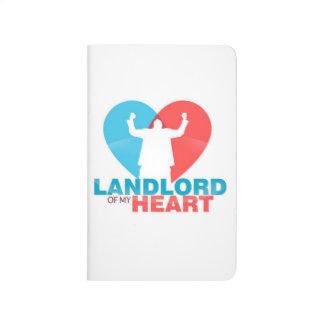 Landlord Of My Heart Journal