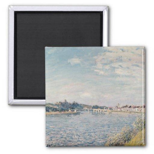 Landscape, 1888 magnet