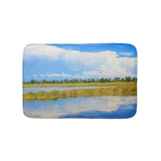 Landscape bathmat bath mats