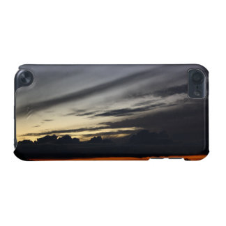 Landscape of getting late in the pine of Doñana iPod Touch 5G Case