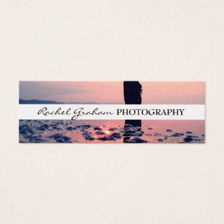 Landscape Photography Mini Business Card