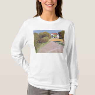 Landscape, The House with the Red Roof, 1924 T-Shirt