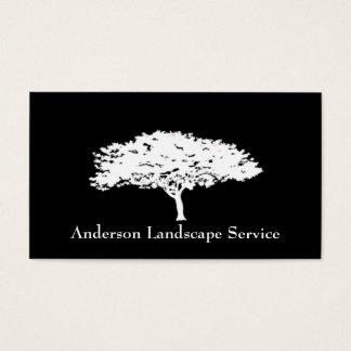 Landscape Tree Removal Black Card