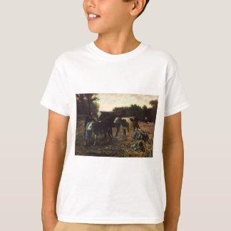 Landscape with Cattle by Robert Julian Onderdonk T-Shirt