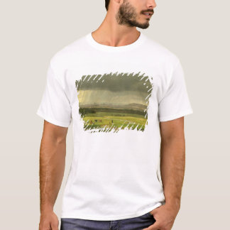 Landscape with Dresden in the Distance, 1830 T-Shirt
