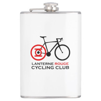 Lanterne Rouge Cycling Club Hip Flask