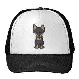 Lapinporokoira Dog Cartoon Cap