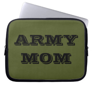 Laptop Sleeve Army Mom
