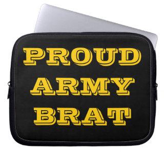 Laptop Sleeve Proud Army Brat